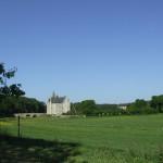 Le château de Bourgon au coeur de la nature et de la biodiversité