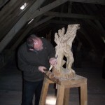 Alain Legros - Sculpteur sur bois