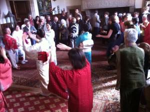 Initiation à la danse japonaise
