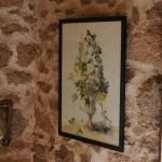 Lierre en vase Médicis - Florence d'Ersu