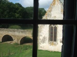 Chapelle de Bourgon est